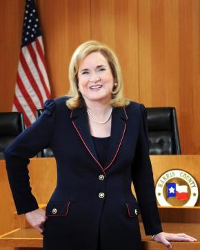Texas Senator Sylvia Garcia at UH11/19!